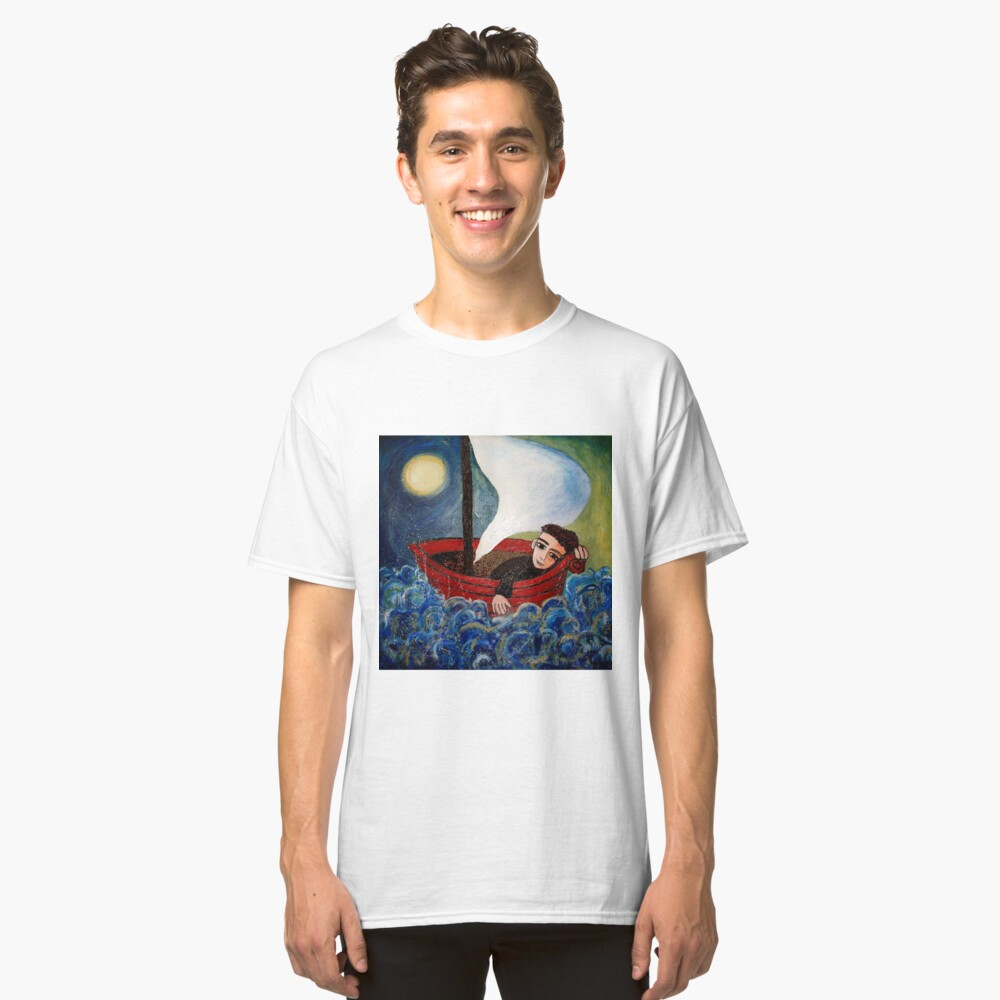 sea boy Classic T-Shirt Front