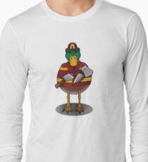 Fire Drake Long Sleeve T-Shirt