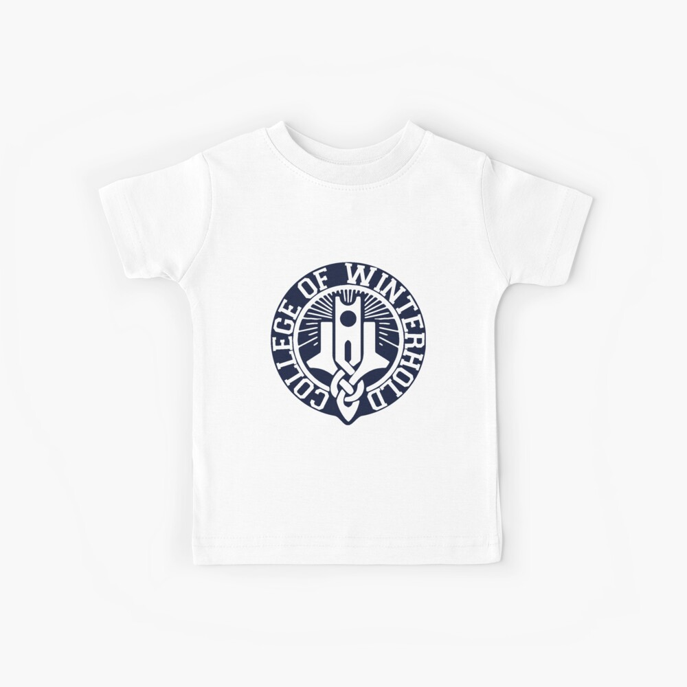 College of Winterhold Kids T-Shirt