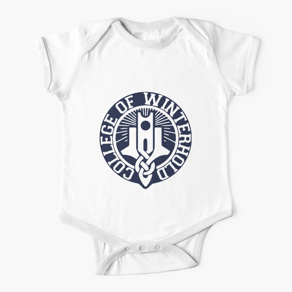 College of Winterhold Baby One-Piece
