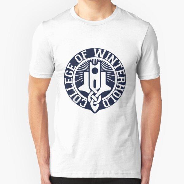 College of Winterhold Slim Fit T-Shirt