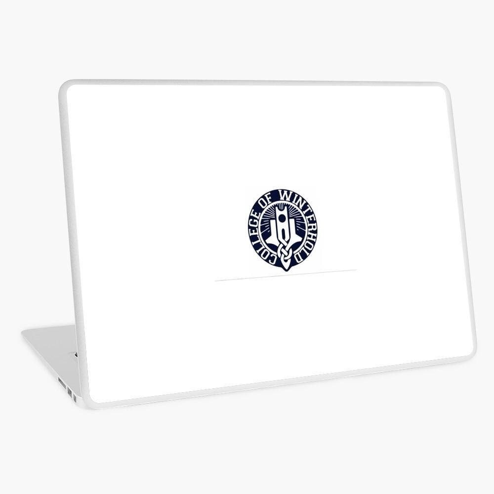 College of Winterhold Laptop Skin