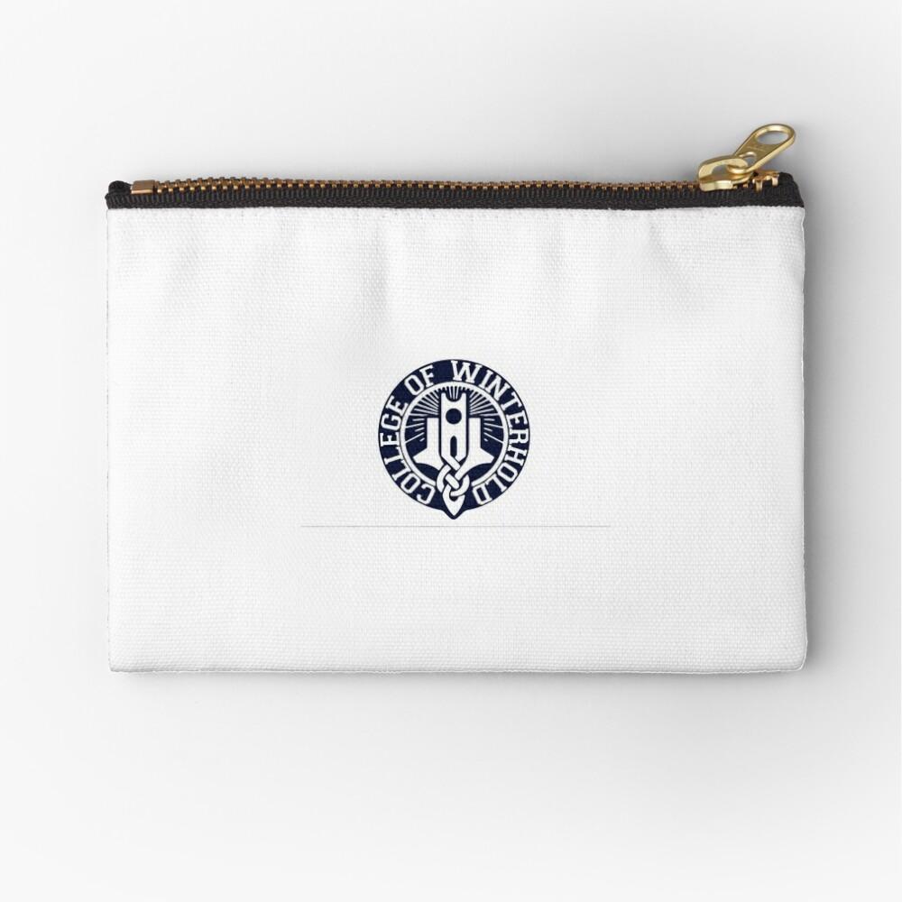College of Winterhold Zipper Pouch