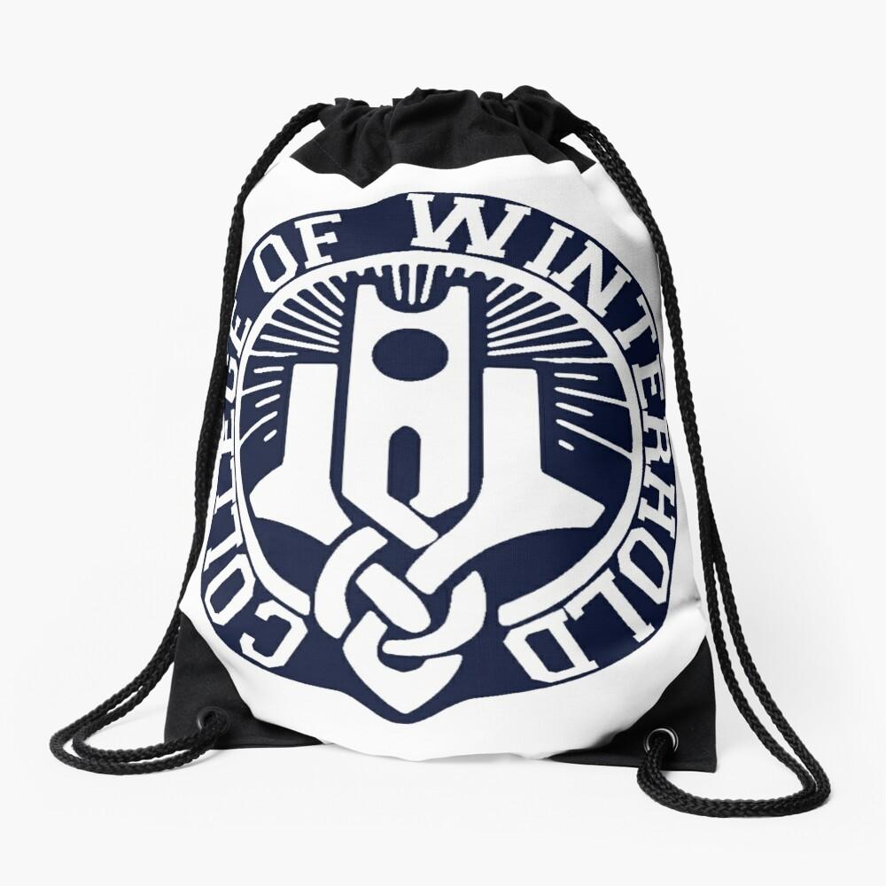College of Winterhold Drawstring Bag