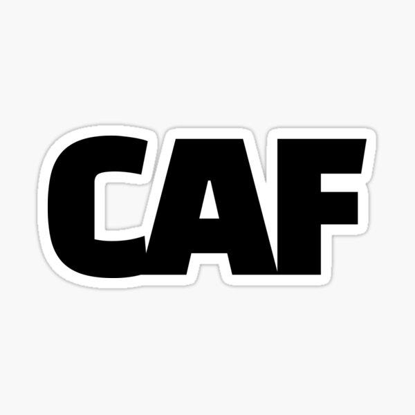 US App Fairness Solidarity (CAF) Coalition for App Fairness Sticker