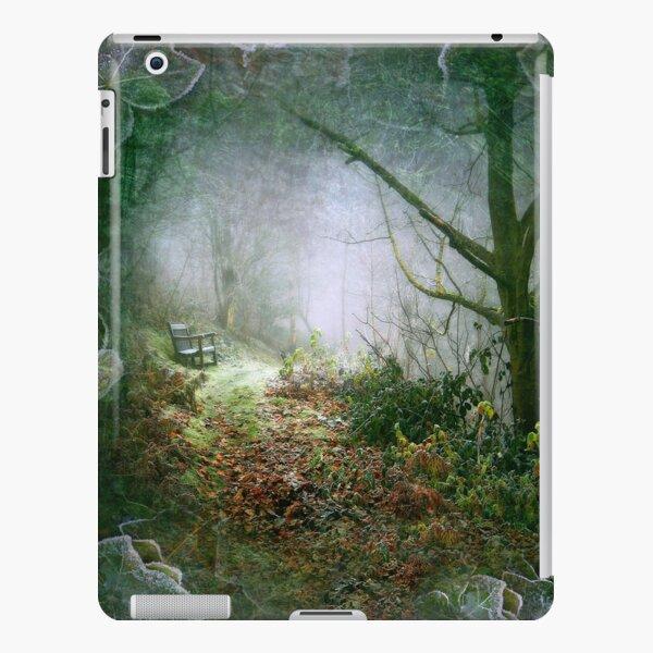 A Winter's Walk (square crop) iPad Snap Case