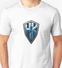 H2K - LEAGUE OF LEGENDS, WORLD CHAMPIONSHIP 2016, EUROPEAN TEAM, EU LCS, EUROPEAN HOPE WORLDS 2016 T-Shirt