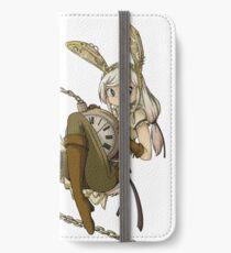 Steampunk bunny iPhone Wallet/Case/Skin