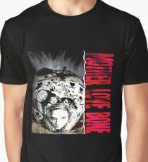 Mutter-Liebes-Knochen-Fan-Geschenke u Grafik T-Shirt