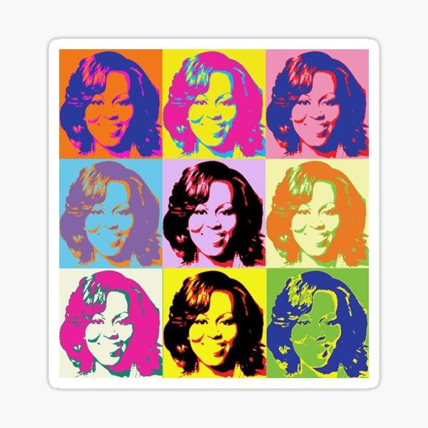 Michele Obama FLOTUS  Sticker