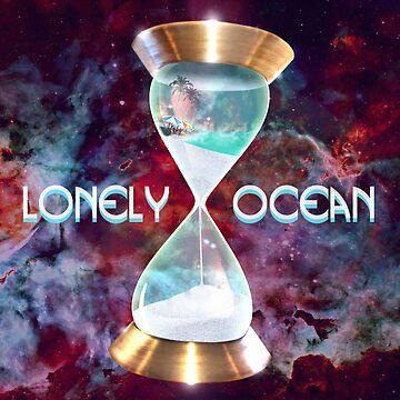 Lonely Ocean by anonbrunette