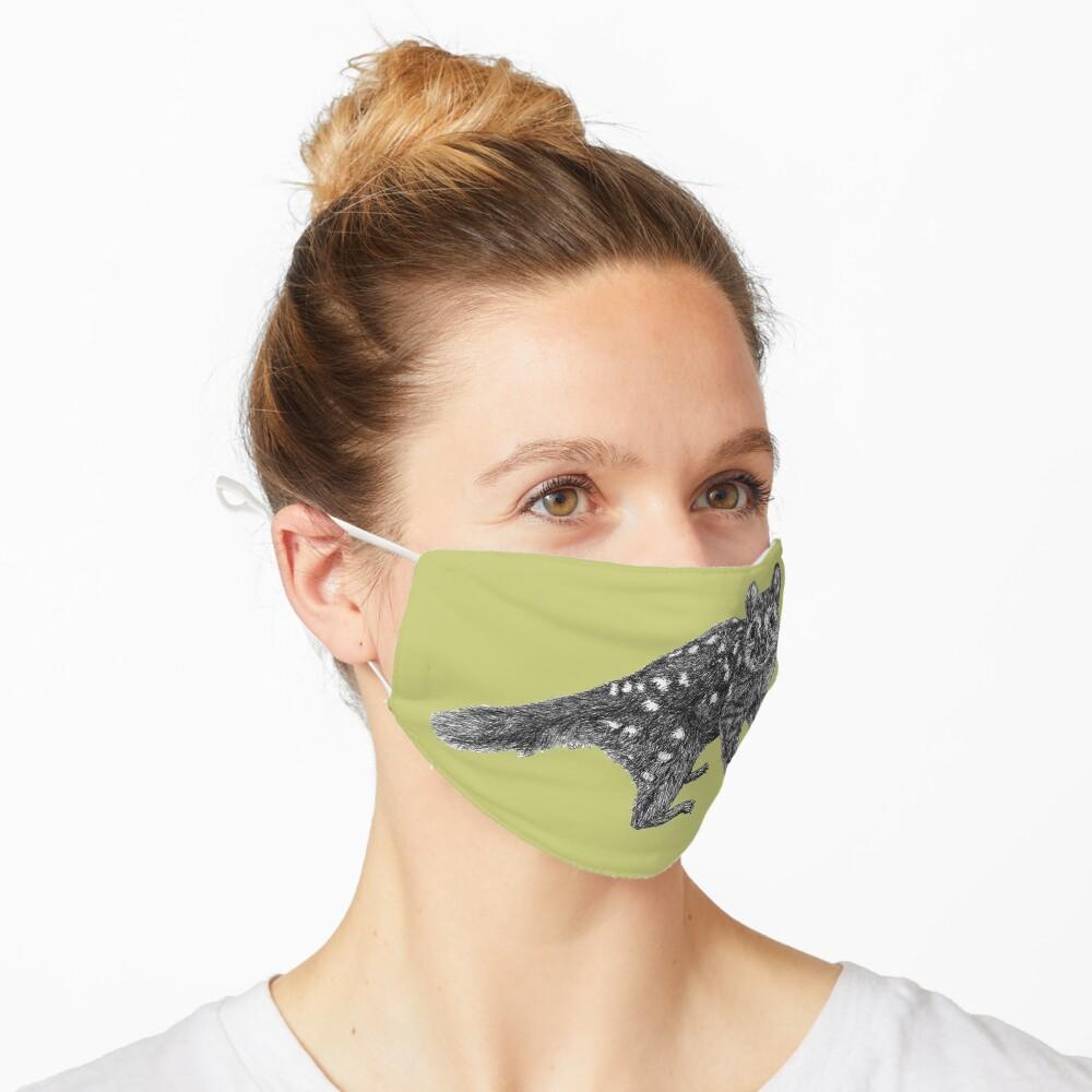 Amanda the Quoll Mask