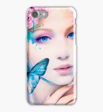 Pink Constellation iPhone Case/Skin