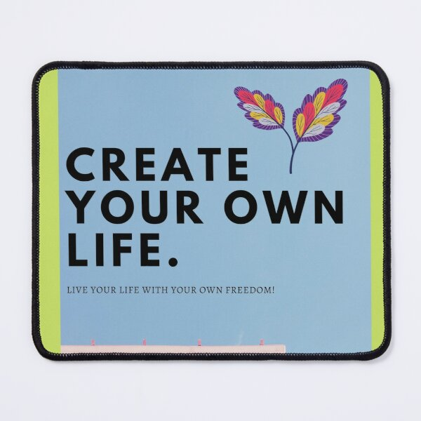 Life Collections Mouse Pad