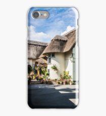 Warwickshire Thatch iPhone Case/Skin