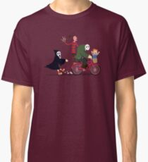 Horror Night Off Classic T-Shirt