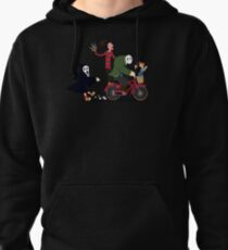 Horror Night Off Pullover Hoodie
