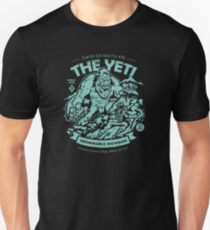 The Yeti - Cryptids club Case file #102 Unisex T-Shirt