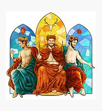 Hannibal Holy Trinity Photographic Print
