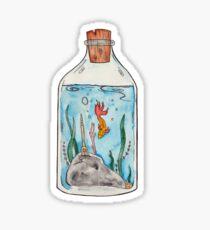 Bottled Atlantis Sticker
