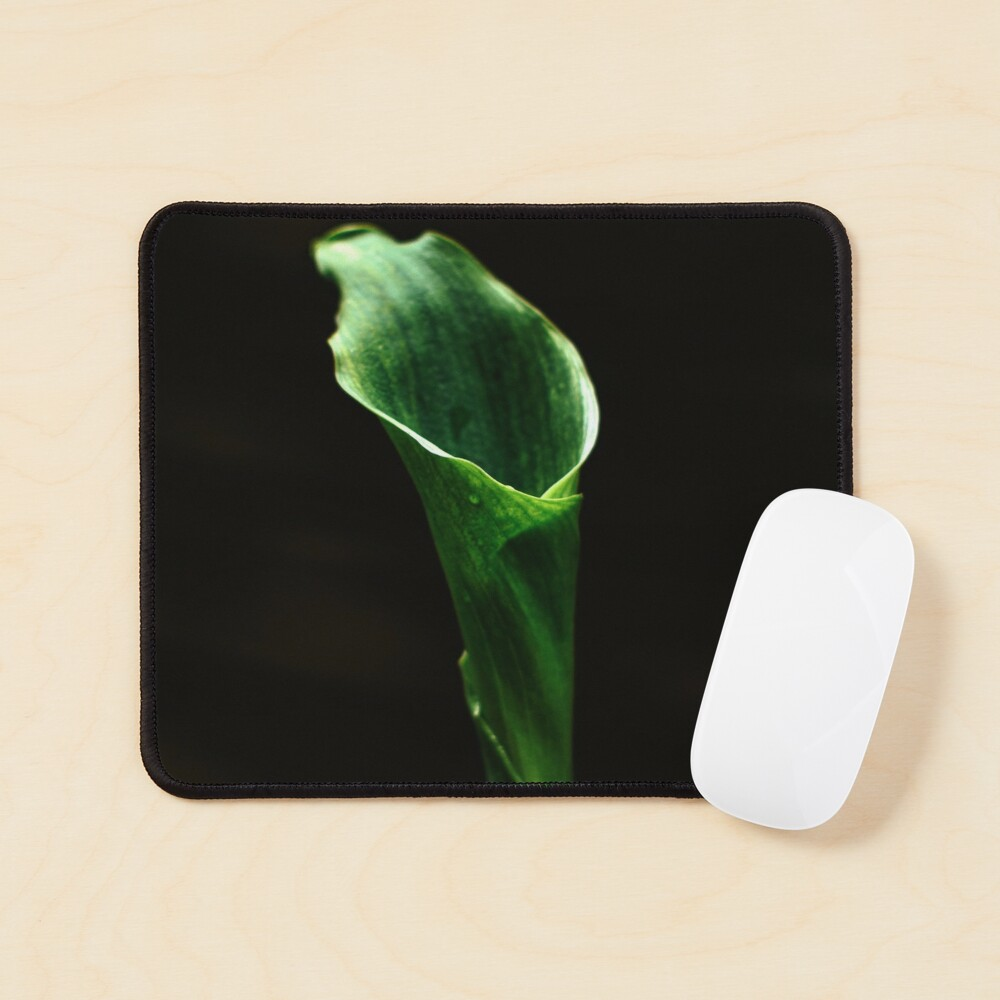 Hidden Lily Mouse Pad