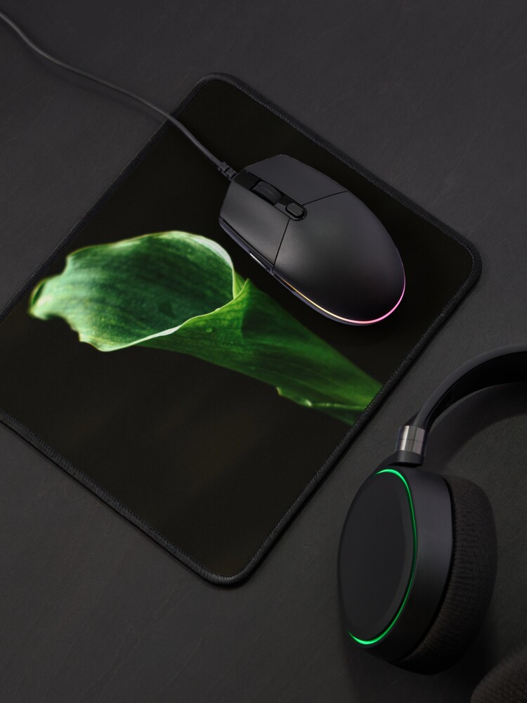Alternate view of Hidden Lily Mouse Pad