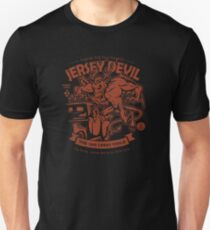 Jersey Devil - Cryptids Club Case File #132 T-Shirt
