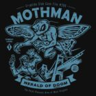 Mothman - Cryptids Club Case file #299 by HeartattackJack