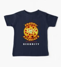 Official Employee of Freddy Fazbear's Pizzeria Baby Tee