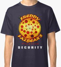 Official Employee of Freddy Fazbear's Pizzeria Classic T-Shirt