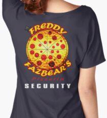 Official Employee of Freddy Fazbear's Pizzeria Women's Relaxed Fit T-Shirt