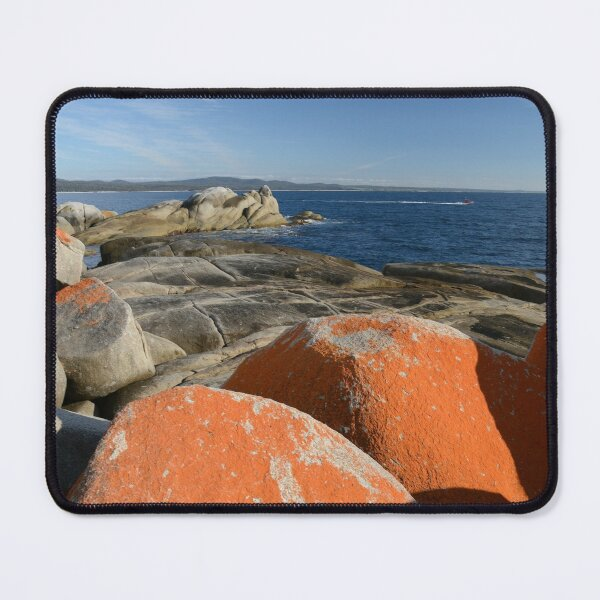 Bay of Fires Tasmania 2 Mouse Pad