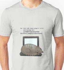 Coding Cat T-Shirt