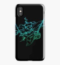 ° FINAL FANTASY ° Final Fantasy III Neon Logo iPhone Case/Skin