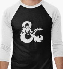 DND White Logo T-Shirt