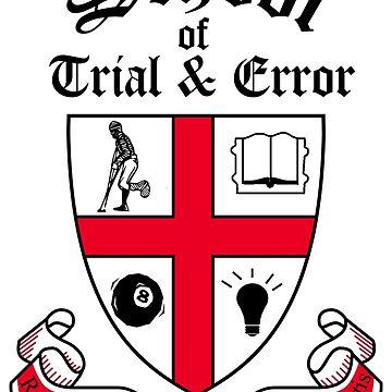 School of Trial & Error by Diabolical