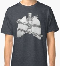 Frank Turner Lungs Classic T-Shirt