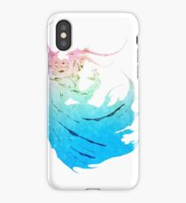 ° FINAL FANTASY ° Final Fantasy IV Rainbow Logo iPhone Case/Skin