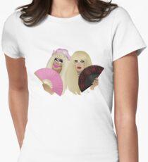 Trixie Mattel & Katya Zamolodchikova Women's Fitted T-Shirt