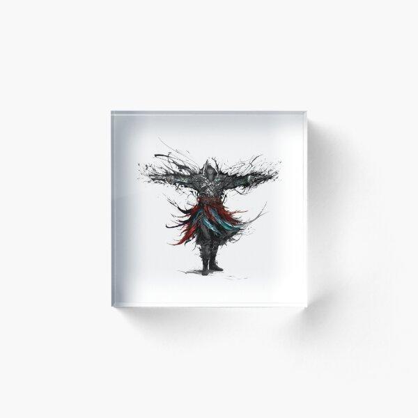 Assassin Battle Popular Series 020 Acrylic Block