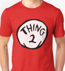 thing 2 - thing 1 and thing 2 T-Shirt