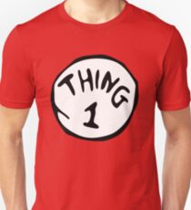 thing 1 - thing 1 and thing 2 T-Shirt