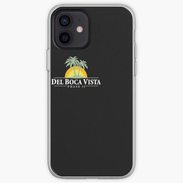 Del Boca Vista - Retirement Community Classic . iPhone Soft Case