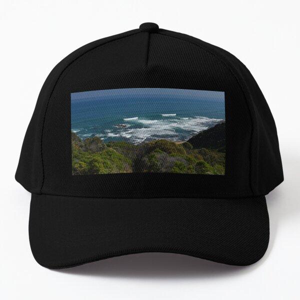 Seascape of Southern Ocean Baseball Cap