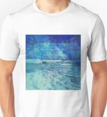 Seascape with Herman Melville Quote T-Shirt