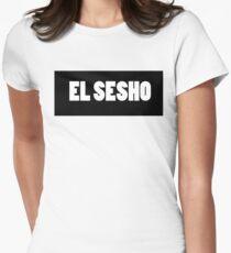 THE SESH 'EL SESHO' TSHIRT Womens Fitted T-Shirt