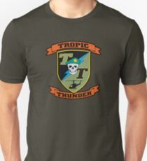 TROPIC THUNDER PATCH T-Shirt