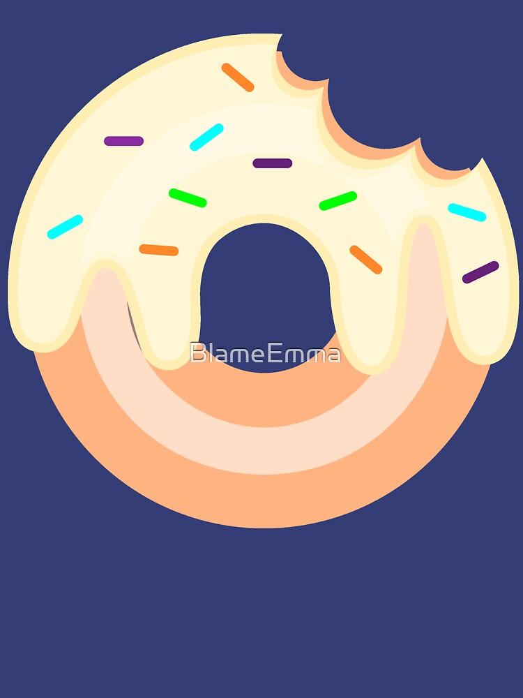 Vanilla Donut by BlameEmma