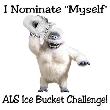 ALS Ice Bucket Challenge Bumble by dkbodo