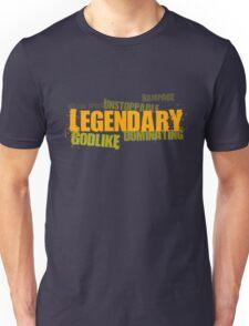 Legendary (dark) - League of Legends Unisex T-Shirt